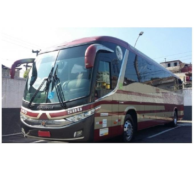 MARCOPOLO PARADISO 1050 G-7 ANO 2014 (UNICO DONO)
