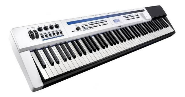 Piano Sintetizador Casio Privia PX-5SWEC2-BR Branco