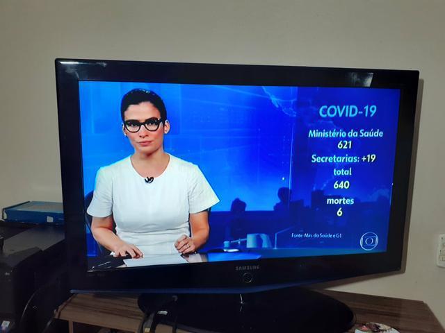 "TV 40"" lcd Samsung"