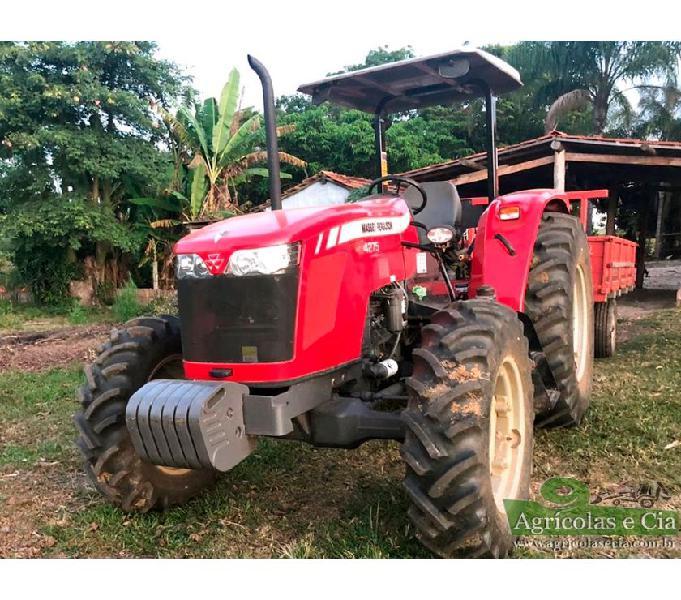 Trator Massey Ferguson 4275 4x4 (Com Redutor - 312 Horas!)