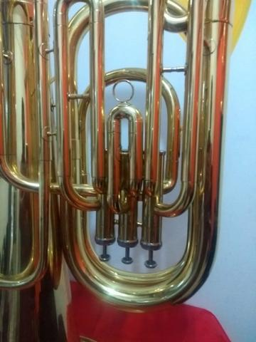 Tuba weril 3 pistos em dó