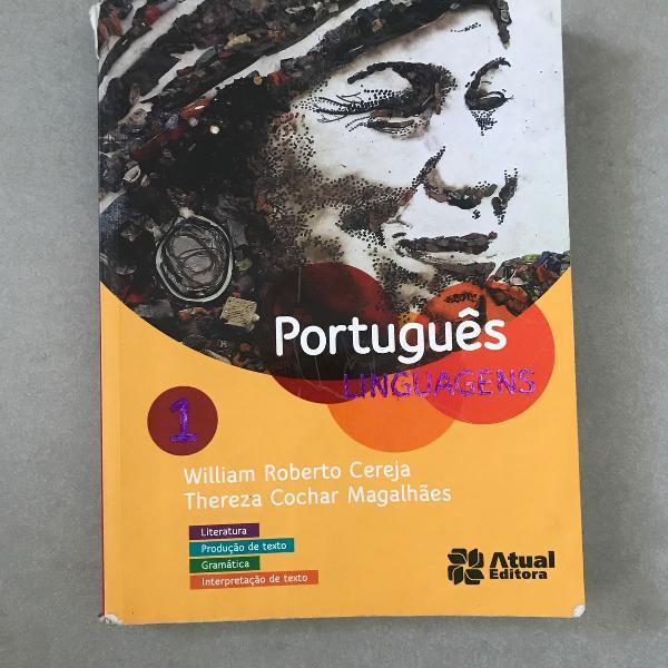 livro 1 de português