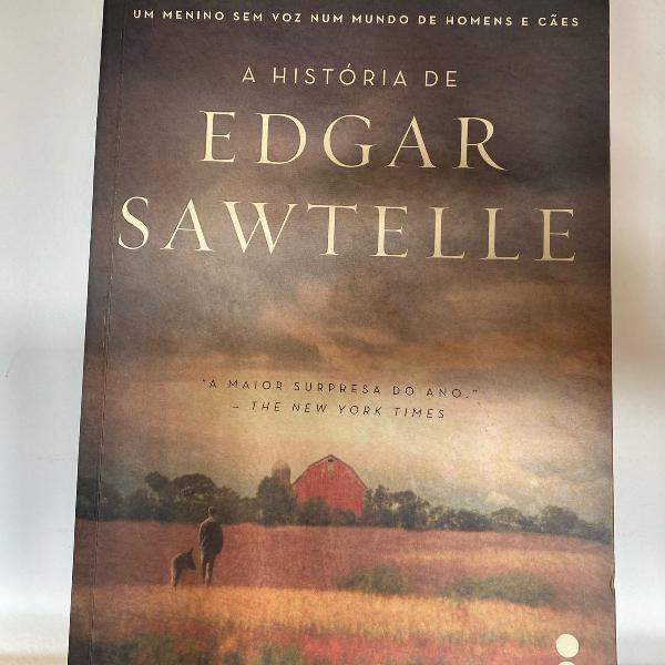 livro a história de esgar sawtelle