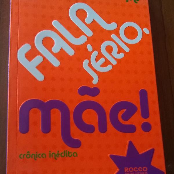 livro fala sério, mãe! Thalita Rebouças