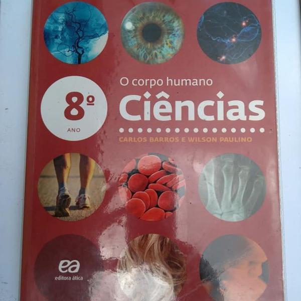 o corpo humano ciências 8º ano