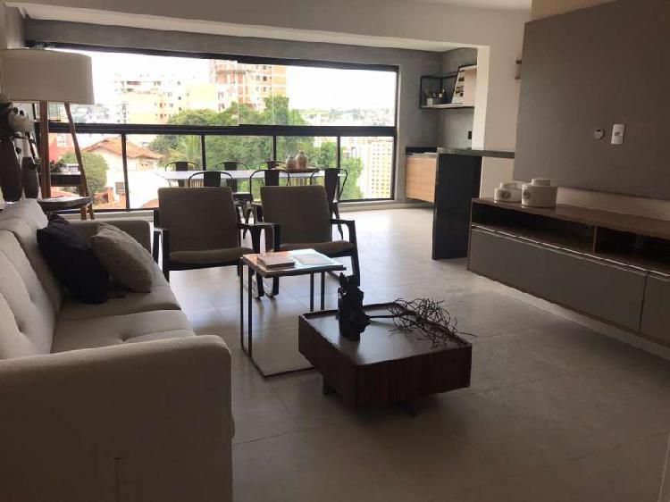Apartamento 2 quartos com 1 suíte, varanda gourmet