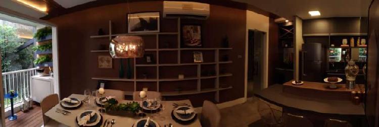 Apartamento com 2 dormitórios e Sacada em Pirituba