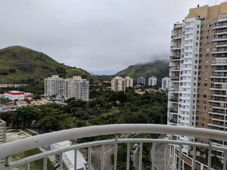 Apartamento com vista para montanha em Barra bonita
