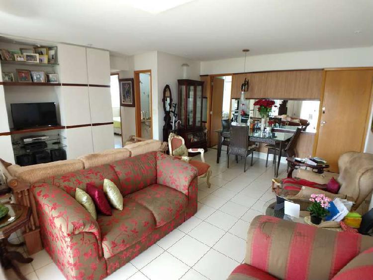 Apartamento de 79 m² com 2 suítes e 2 vagas no Jardim