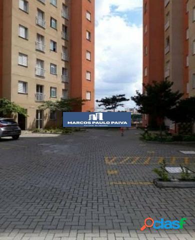 Apartamento em Guarulhos no Spazio Verona 48 m² 2 Dorms 1