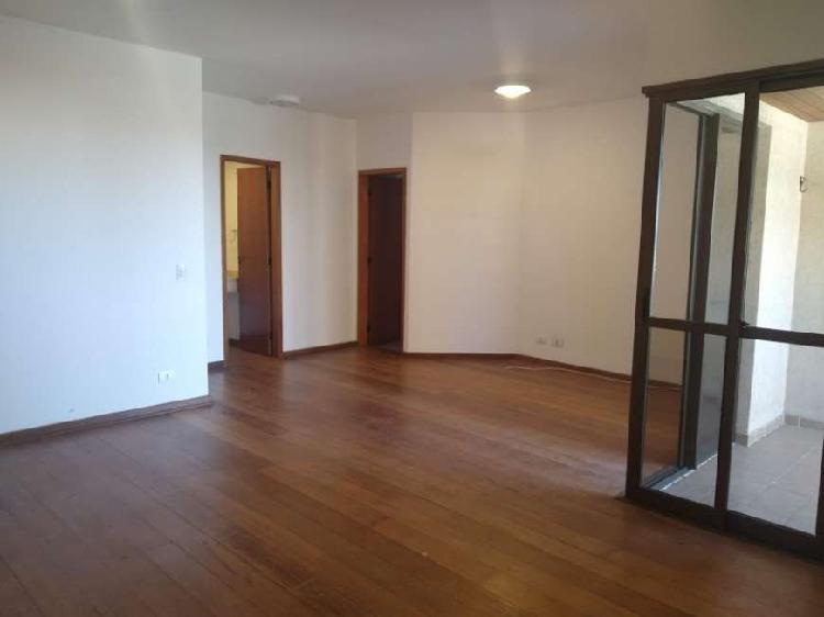 Apartamento para locação com 118 m² - 3 suítes -