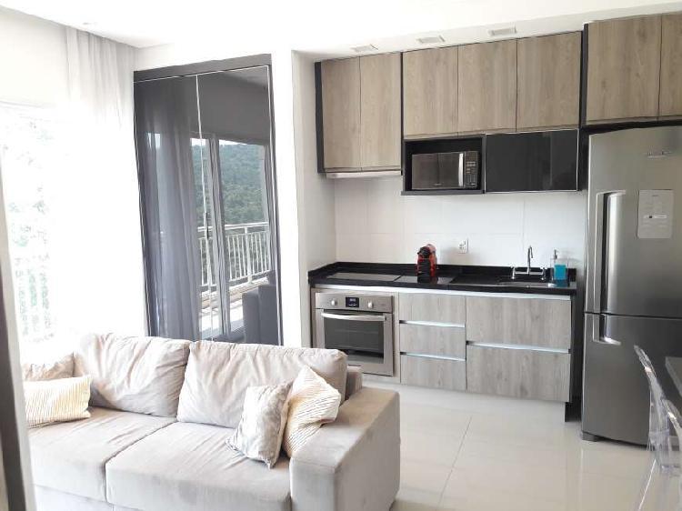 Apartamento para locação com 50 m² - 1 suíte- 18 do