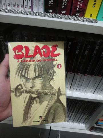 Blade - A Lâmina do Imortal COMPLETO
