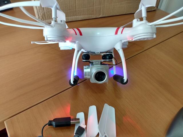 Drone hj14w com câmera