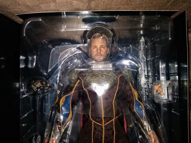 Hot toys Man of steel, Jor-el lacrado !!