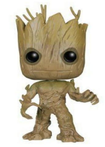 Miniatura: Funko Pop Groot Árvore Guardiões da Galáxia ?