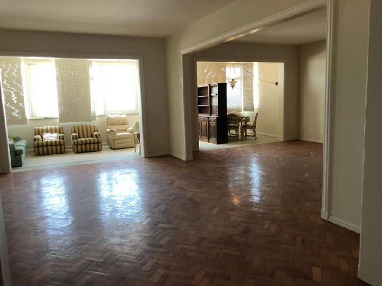 Vendo apartamento vista mar na Avenida Atlântica .