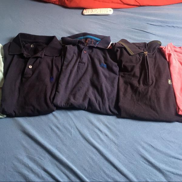 lote de roupas m