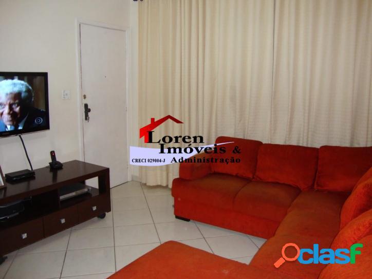 Apartamento 2 dormitórios de Frente Gonzaguinha Sv!