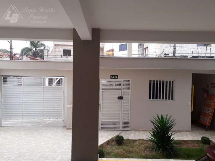 Apartamento Padrão para Venda em Campestre Santo André-SP