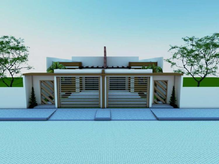 Casa Geminada em Balneário Barra do Sul