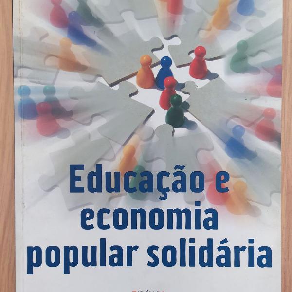 Educação E Economia Popular Solidária Telmo Adams