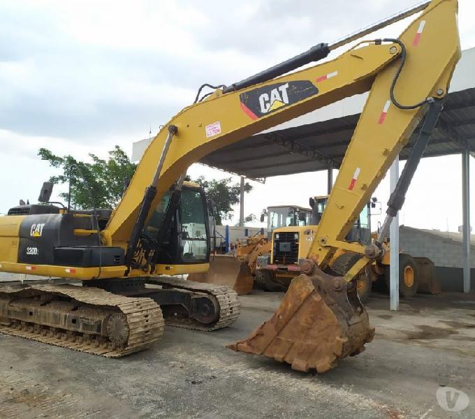 Escavadeira Hidráulica Cat 320 D2L