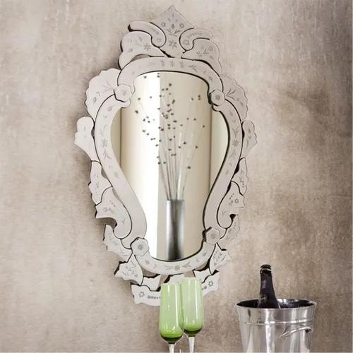 Espelho Veneziano Para Sala Estar Grande Vintage Decorativo