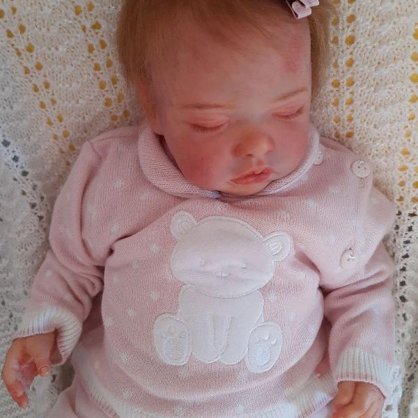 Bebê Reborn linda super realista!