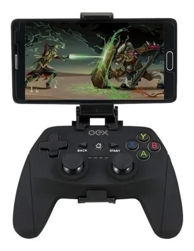 Controle Joystick Gamepad Origin Jogos Android Pc Gd100 Oex