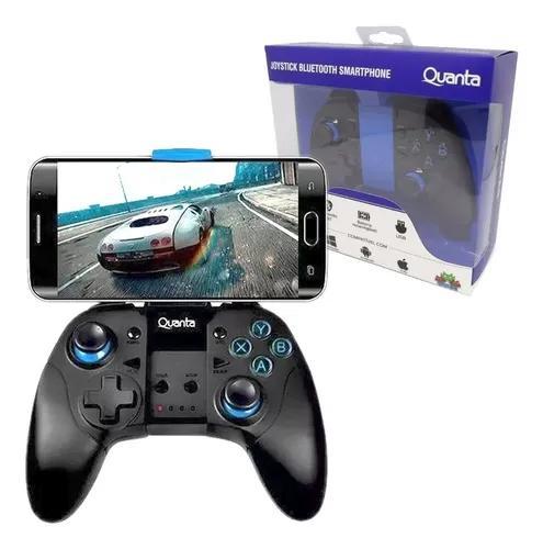 Controle Quanta Joystick Bluetooth P/ Jogos Smartphone Pc