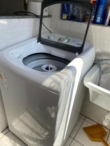 Lavadora de Roupas Consul 9Kg CWB09AB com Dosagem Extra