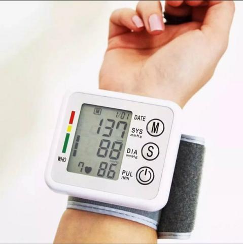 Medidor de Pressão Arterial Pulso entrega grátis