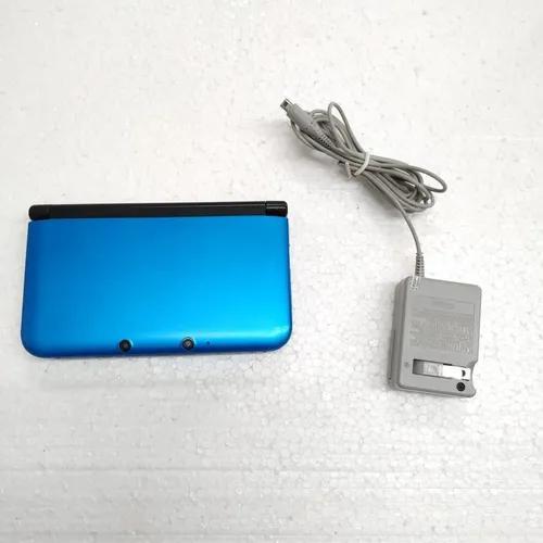 Nintendo 3ds Xl Azul - Carregador Original