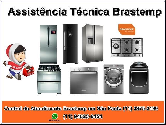 Assistencia tecnica Brastemp São Paulo sp