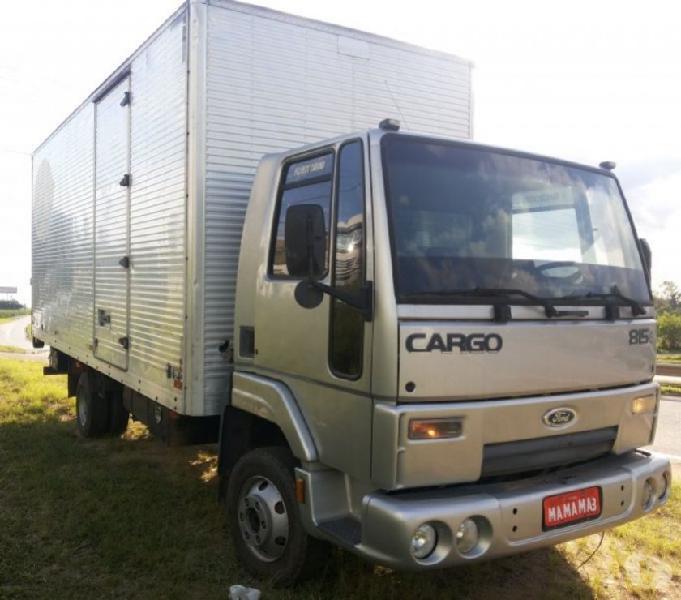 FORD CARGO 815 2006 BAÚ 6,50 MTS