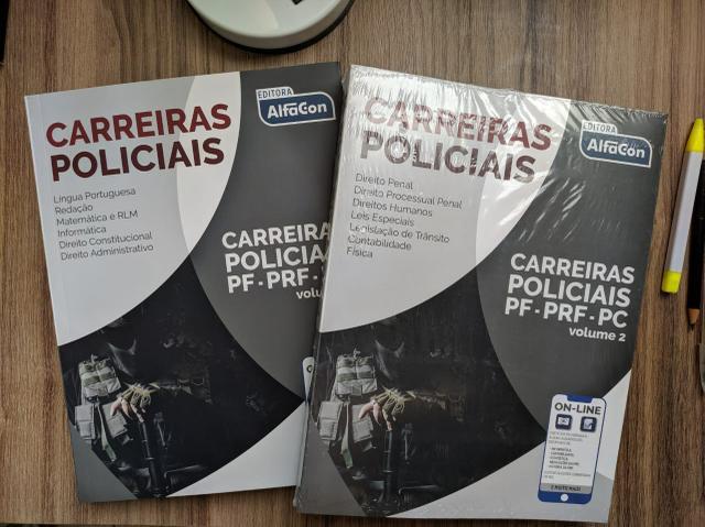 Livros para Concursos Públicos
