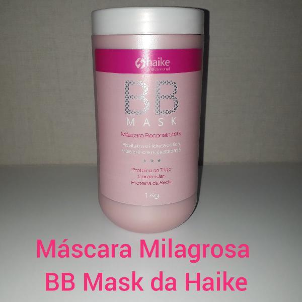 Máscara BB Mask: a Máscara Milagrosa da Haike