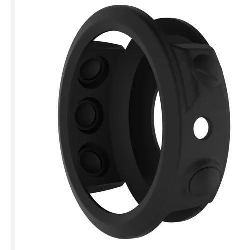 Capa Case Protetora Silicone Garmin Fenix 5s Plus + Pelicula