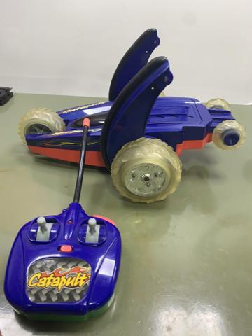 Carro Controle Remoto Catapult