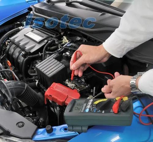 Curso Completo De Mecânica E Elétrica Automotiva-