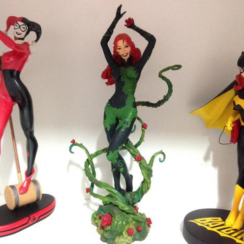 Poison Ivy Cover Girls 1/7 DC Collectibles