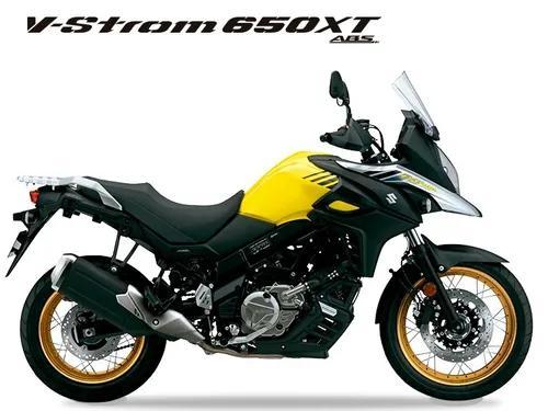Suzuki V Strom 650 Xt Abs 0km 2020/2021 C/1 Ano De Garantia