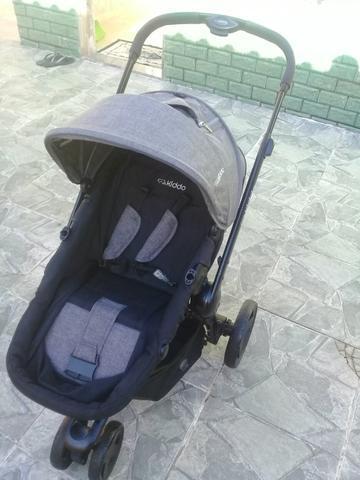 Carrinho de bebê kiddo compass3