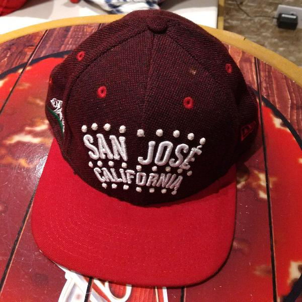 boné NewEra San Jose