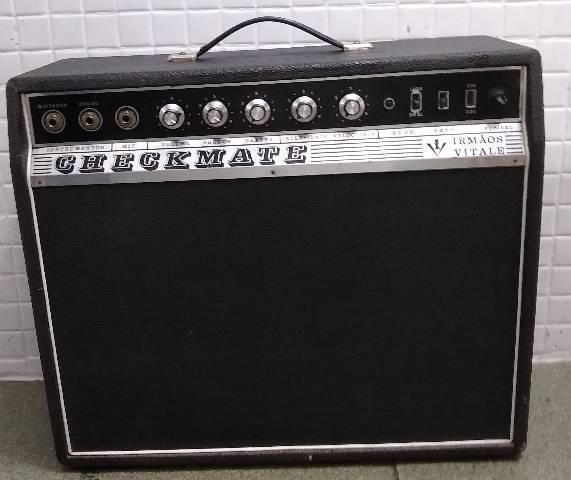Amplificador de guitarra irmãos Vitale