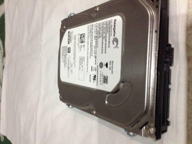 Hard Disk Seagate Barracuda 500 GB 7200 RPM