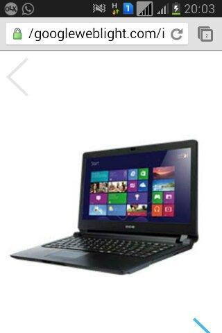 Notebook cce intel core i3 thin N325