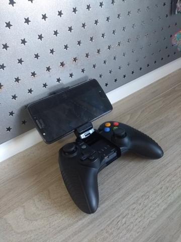 Pra hoje! Controle Bluetooth NOVO Para Celular - Gamepad