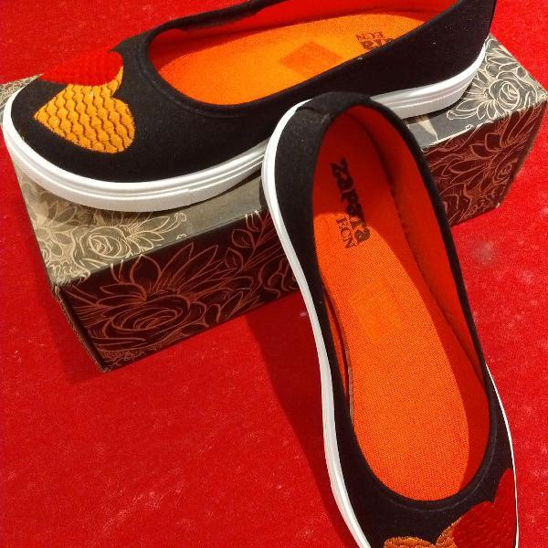 Sapatos Zapata